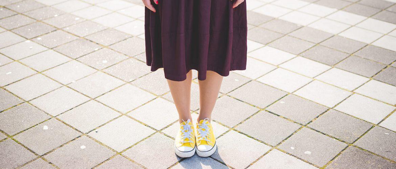 Dlaczego dzieci muszą nosić porządne obuwie?